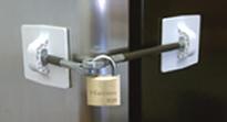 refrigerator lock kits