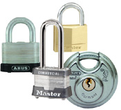 collage of locks for sale