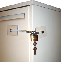 Refrigerator Locks Other Uses